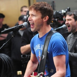 James Blunt in Toyota Concert with James Blunt