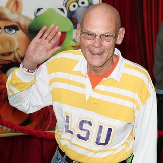 James Carville in The Premiere of Walt Disney Pictures' The Muppets - Arrivals