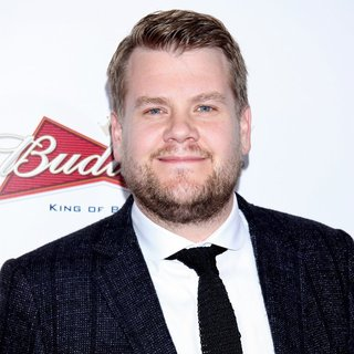 James Corden in The New York Premiere of Begin Again - Arrivals