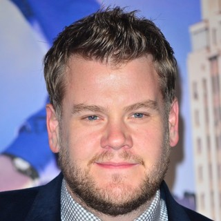 James Corden in U.K. Premiere of Anchorman: The Legend Continues - Arrivals