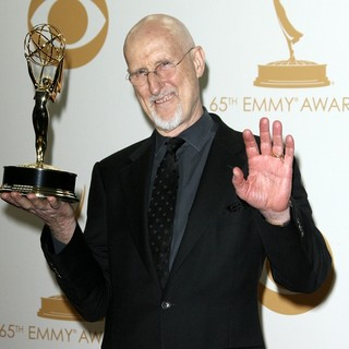 James Cromwell in 65th Annual Primetime Emmy Awards - Press Room