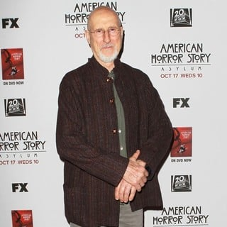 James Cromwell in Premiere Screening of FX's American Horror Story: Asylum