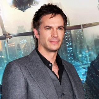 James D'Arcy in The Cloud Atlas Los Angeles Premiere