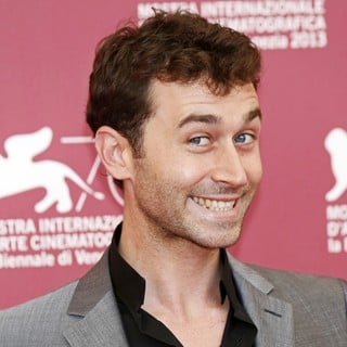 James Deen in 70th Venice Film Festival - The Canyons - Photocall