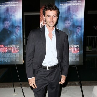 James Deen in IFC Film's The Canyons LA Premiere
