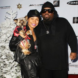 Cee-Lo - Roadstarr Motorsports Partners with Toys for Tots