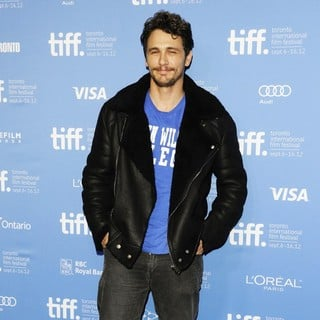 James Franco in Spring Breakers Press Conference Photo Call - During The 2012 Toronto International Film Festival