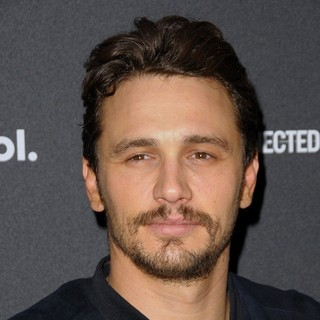 James Franco in 2014 AOL NewFront - Red Carpet Arrivals
