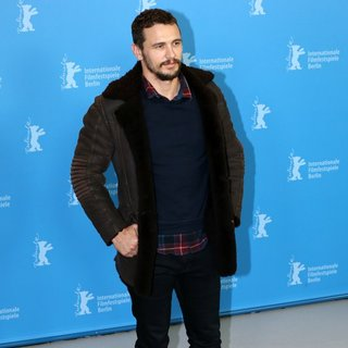 James Franco in 65th Berlin International Film Festival -  Every Thing Will Be Fine Photocall - Arrivals