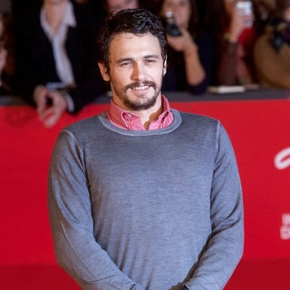 James Franco in 7th Rome International Film Festival - James Franco and Douglas Gordon Premiere