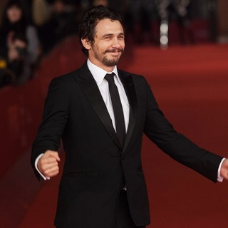 James Franco in 7th Rome International Film Festival - Dream and Tar - Premiere