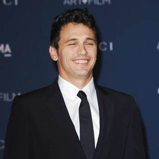 James Franco in LACMA 2013 Art and Film Gala Honoring Martin Scorsese and David Hockney Presented by Gucci