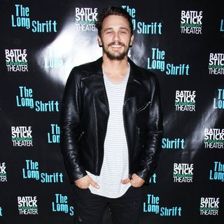 James Franco in The Long Shrift Opening Night Party - Arrivals