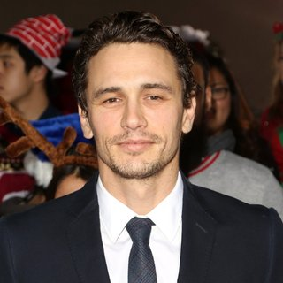 James Franco - Los Angeles World Premiere of The Night Before - Arrivals