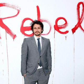 James Franco in The Museum of Contemporary Art Los Angeles Presents Rebel
