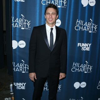 James Franco - James Franco's Bar Mitzvah - Hilarity For Charity's 4th Annual Variety Show