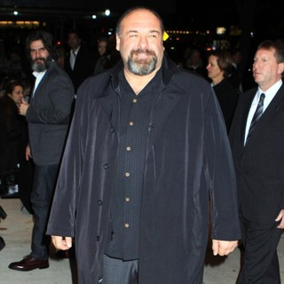 James Gandolfini in Premiere of Killing Them Softly - Outside Arrivals