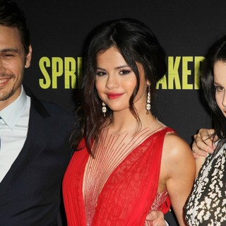 James Franco, Selena Gomez, Rachel Korine in The Los Angeles Premiere of Spring Breakers - Arrivals