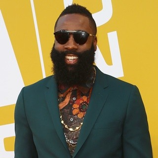 James Harden-2017 NBA Awards - Arrivals