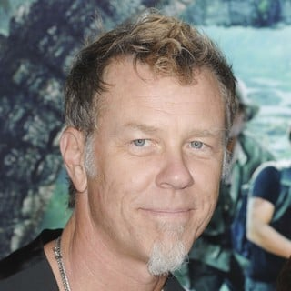Metallica - The Los Angeles Premiere of Journey 2: The Mysterious Island - Arrivals
