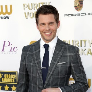 James Marsden in The 19th Annual Critics' Choice Awards