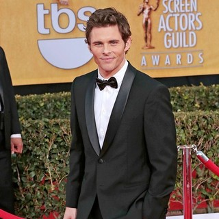 James Marsden in 19th Annual Screen Actors Guild Awards - Arrivals