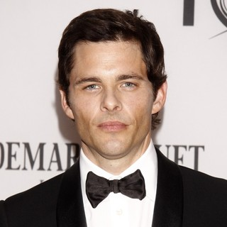 James Marsden in The 66th Annual Tony Awards - Arrivals