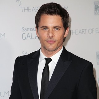 James Marsden - The Art of Elysium's 8th Annual Heaven Gala - Arrivals