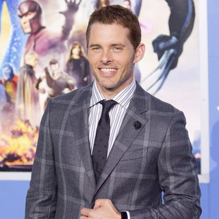 James Marsden in X-Men: Days of Future Past World Premiere - Arrivals