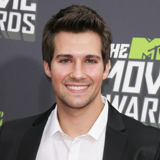 James Maslow, Big Time Rush in 2013 MTV Movie Awards - Arrivals