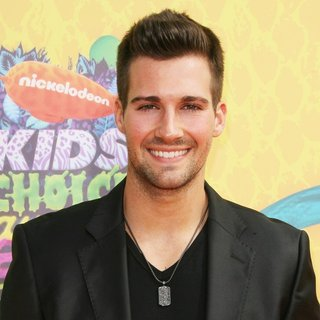 James Maslow in Nickelodeon's 27th Annual Kids' Choice Awards - Arrivals