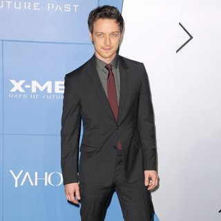 James McAvoy in X-Men: Days of Future Past World Premiere - Arrivals - james-mcavoy-premiere-x-men-days-of-future-past-04