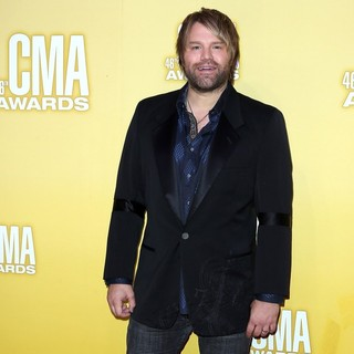 James Otto in 46th Annual CMA Awards