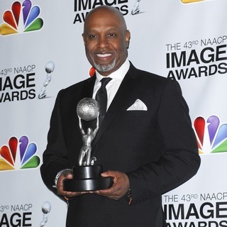 James Pickens Jr. in The 43rd Annual NAACP Awards - Press Room