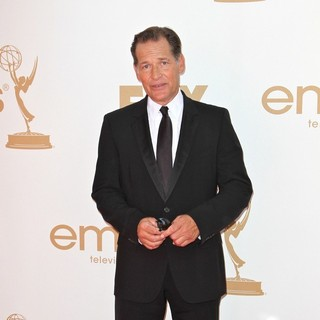 James Remar in The 63rd Primetime Emmy Awards - Arrivals