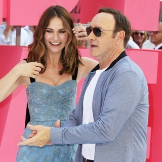 Kevin Spacey - Baby Driver European Film Premiere