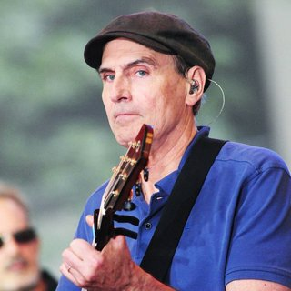 James Taylor Performs on The Today Show Summer Concert Series