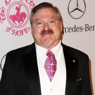 James Van Praagh in 26th Anniversary Carousel of Hope Ball - Presented by Mercedes-Benz - Arrivals