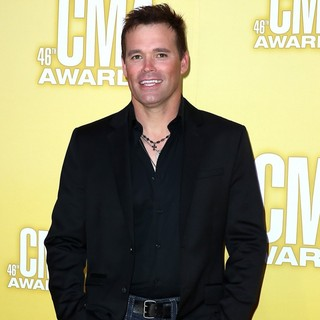 James Wesley in 46th Annual CMA Awards