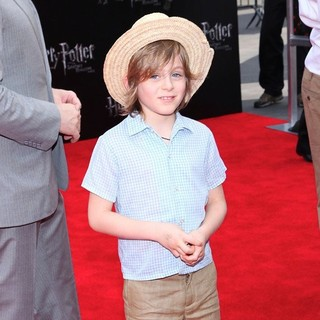 James Wilkie Broderick in New York Premiere of Harry Potter and the Deathly Hallows Part II - Arrivals