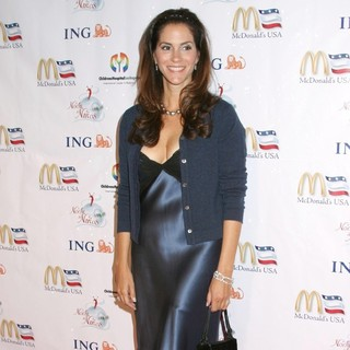 Jami Gertz in 2nd Annual Noche de Ninos Gala Honoring Johnny Depp