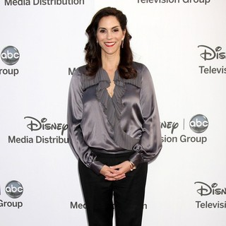 Jami Gertz in ABC-Disney International Upfronts