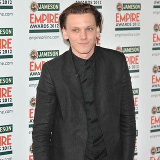 Jamie Campbell Bower in The Empire Film Awards 2012 - Arrivals