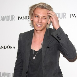 Jamie Campbell Bower in The Glamour Women of The Year Awards 2012 - Arrivals