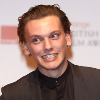Jamie Campbell Bower in Orange British Academy Film Awards 2012 - Press Room