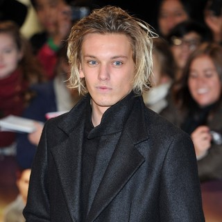Jamie Campbell Bower in The Twilight Saga's Breaking Dawn Part I UK Film Premiere - Arrivals