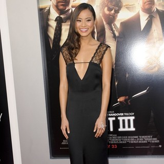 Jamie Chung in Los Angeles Premiere of The Hangover Part III