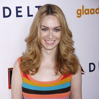 Jamie Clayton in 23rd Annual GLAAD Media Awards