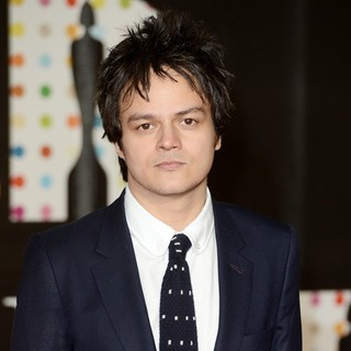 Jamie Cullum in The 2013 Brit Awards - Arrivals - jamie-cullum-2013-brit-awards-01