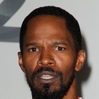 Jamie Foxx in The BET Awards 2012 - Press Room